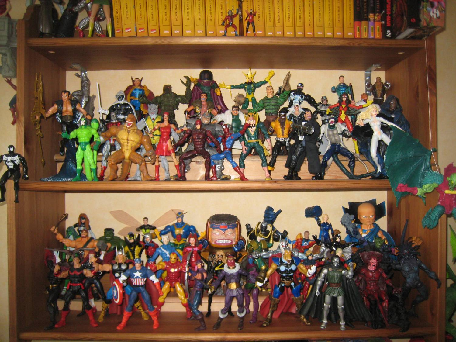 Figurines Marvel 3eme topic : Para BD  Page 464